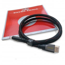 DH LABS Silver premium HDMI