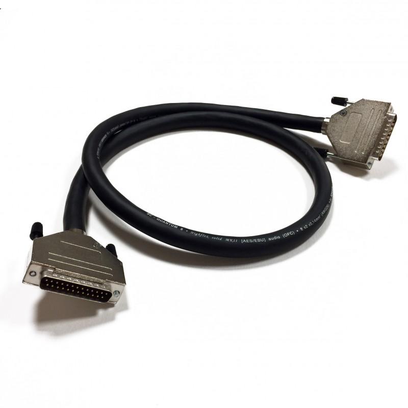 SOMMER QUANTUM HIFLEX DB25 DB25 analog and digital - Prikosnovenie