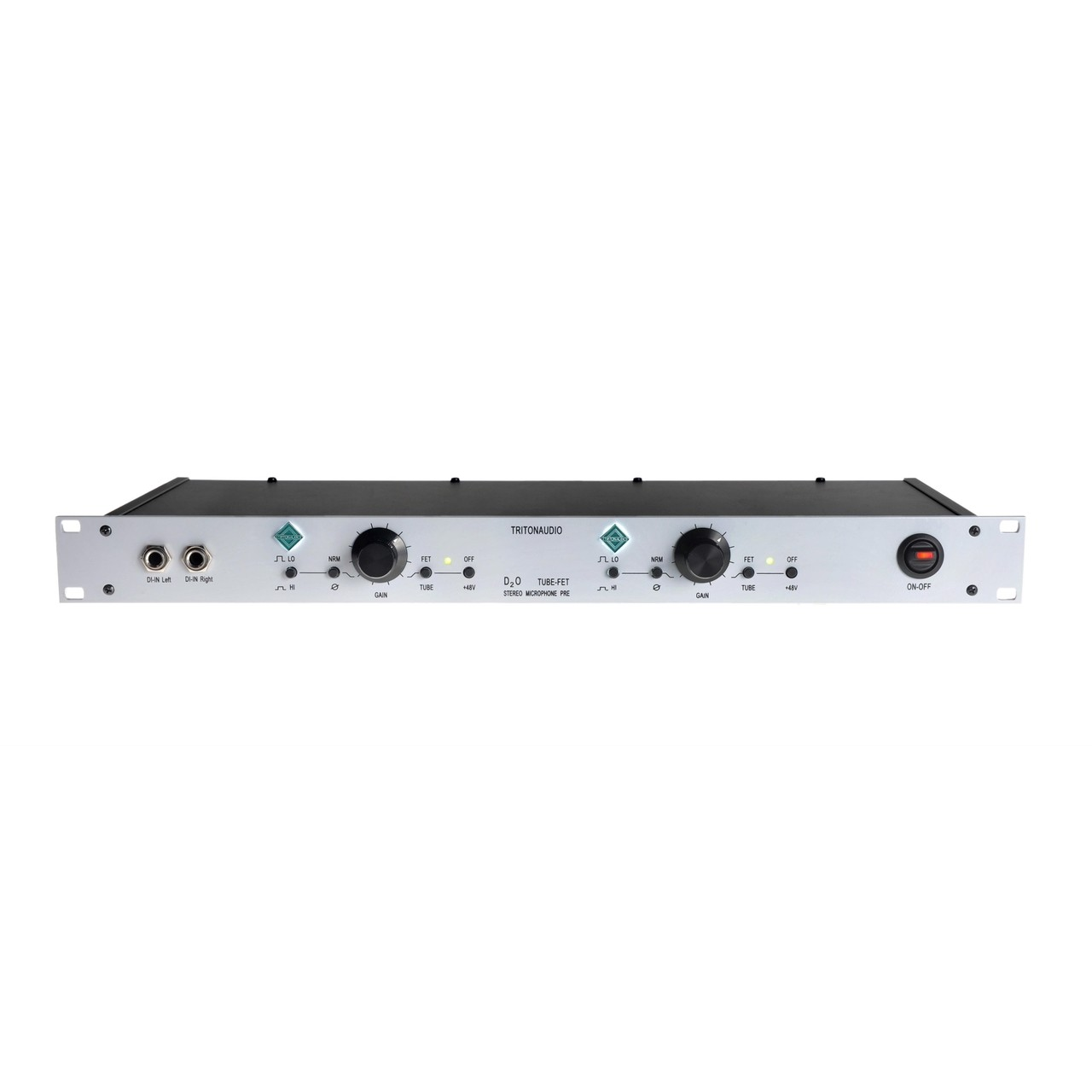 Triton D20 Stereo Preamps Audio High Gain Jfet Amplifier