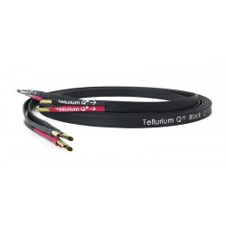 TelluriumQ Black MK2 Speaker Cable