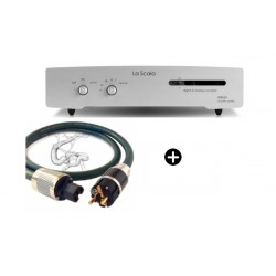 Aqua la Scala DAC Argent + Magic Furutech L5