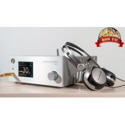 GOLDNOTE DS10 - DAC_Streamer_Ampli casque
