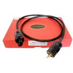AKIKO Audio - Cable secteur HQ Flex Schuko
